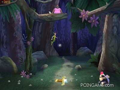Download Game Peter Pan Adventures In Neverland full
