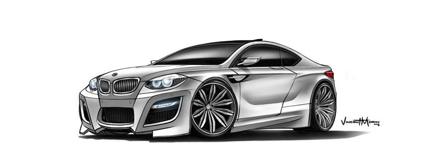 Dodgecaliber Bmw X7 Concept Design