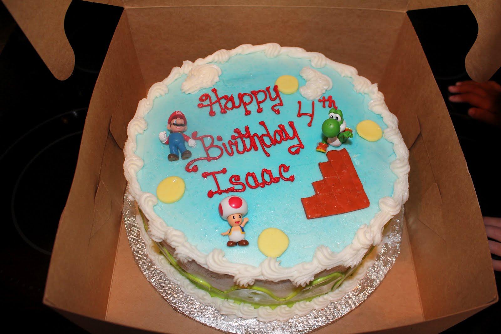 Ollieworld Happy Birthday Isaac