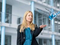 Capung Bionicopter, Robot Hewan Tercanggih di Dunia