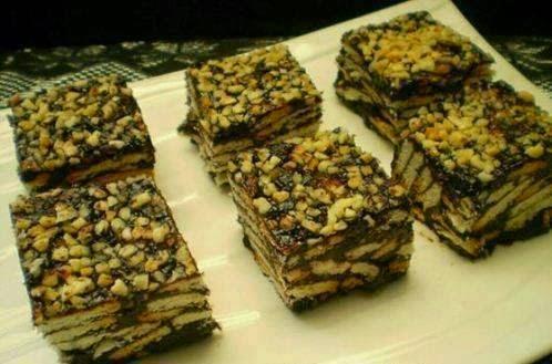 resepi kek dangdut