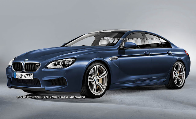 BMW M6 new photo