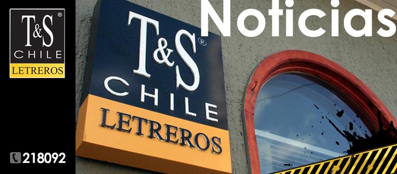NOTICIAS T&S LETREROS