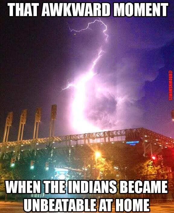 Cleveland Indians Memes