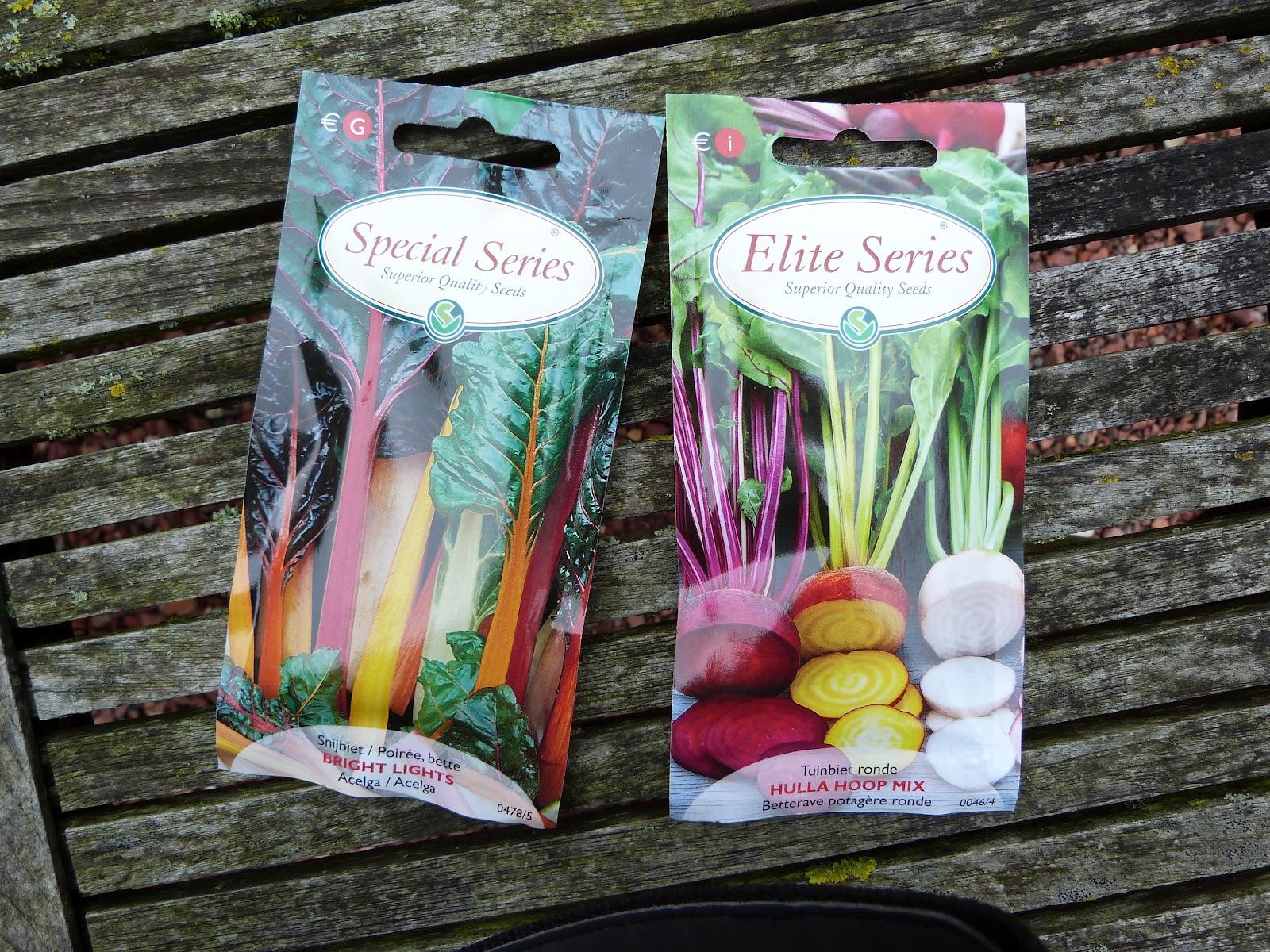 On verra au jardin de la couleur au potager - Bettes au jardin ...