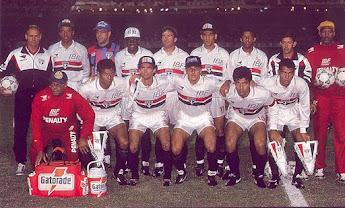 São Paulo - Libertadores 1993