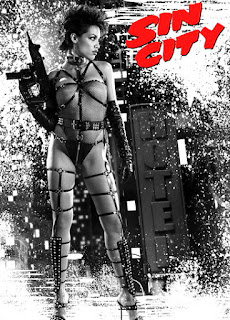 Sin City, The Big Fat Kill Cover