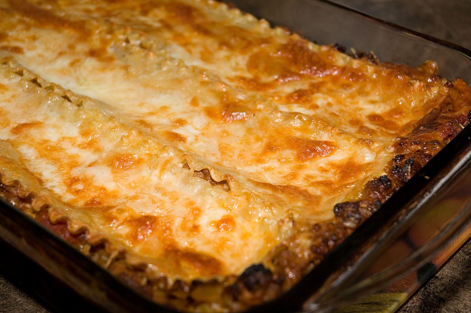 lasagnes bolognaises recette