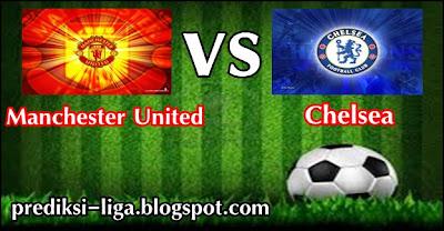 Prediksi Skor Manchester United vs Chelsea 10 Maret 2013