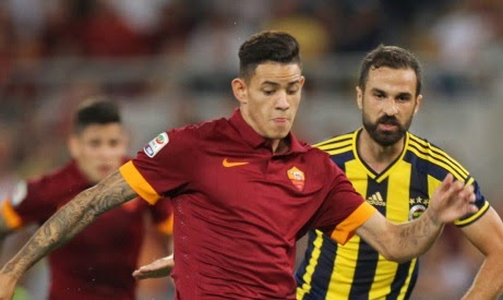 Arsenal eye Roma striker Antonio Sanabria