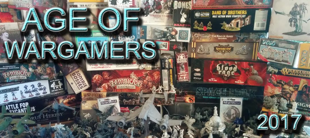 Age of Wargamers