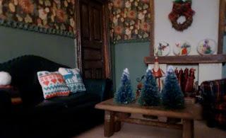 navidad en miniatura