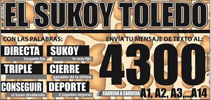 SUKOY TOLEDO EL CONOCIDO EN LA RED