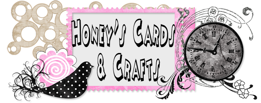 Honey's Cards & Crafts
