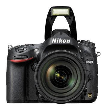 nikon d610 full frame camera nikon d610 nikon d800 canon eos 6d
