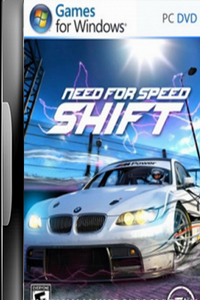 Need for Speed Shift-Cover