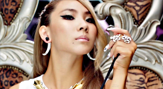 cl's the baddest female mv screencaps #1