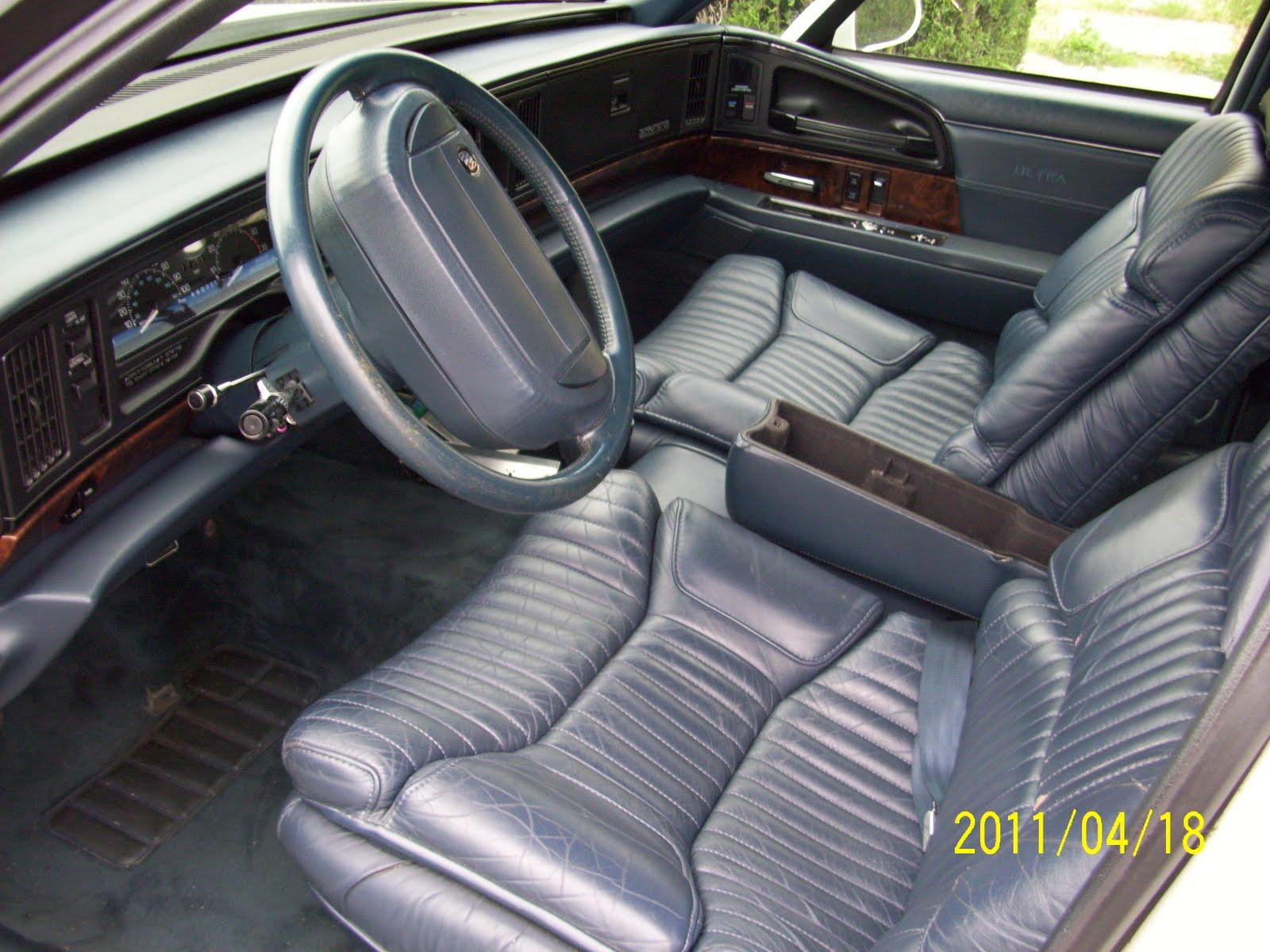 1992 buick park avenue supercharged