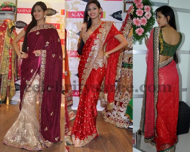 Sweta Jadhav Sarees Collection