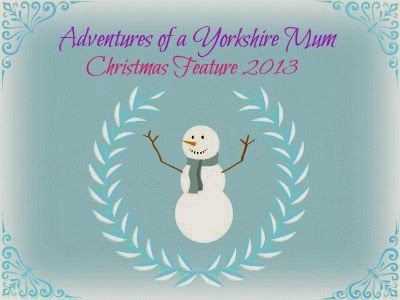 Yorkshire Blog, Mummy Blogging, Parent Blog, Christmas Feature, Christmas, Giveaway, competition, win,