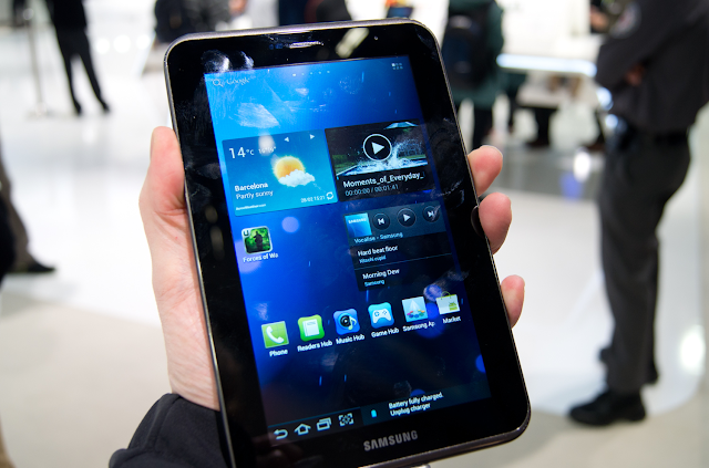 Samsung Galaxy Tab 2 To Get Updated To Android 4.2.2  Jelly Bean