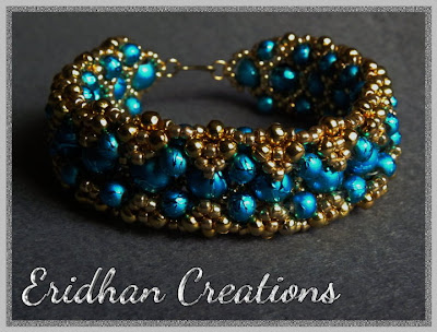 beaded bracelet pattern