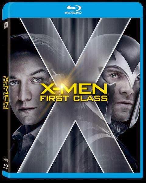 X-Men 5 First Class 2011 Hindi Dubbed Dual Audio BRRip 300mb ESub