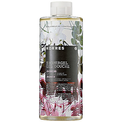 Korres, Korres Shower Gel, Korres showergel, Korres body wash, Korres Jasmine Shower Gel, Korres Jasmine Showergel, shower gel, body wash