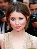 Emily Browning Sleeping Beauty Premiere during 64th Cannes Film Festival