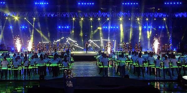 IPL 2015 Opening Ceremony Photos