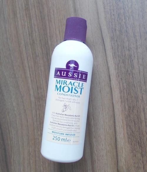 Aussie Miracle moist conditioner