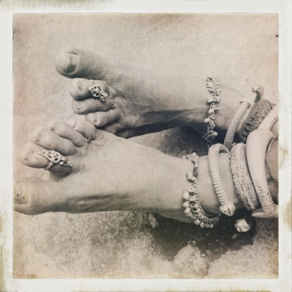 Bangles and Toes © Connie Gardner Rosenthal