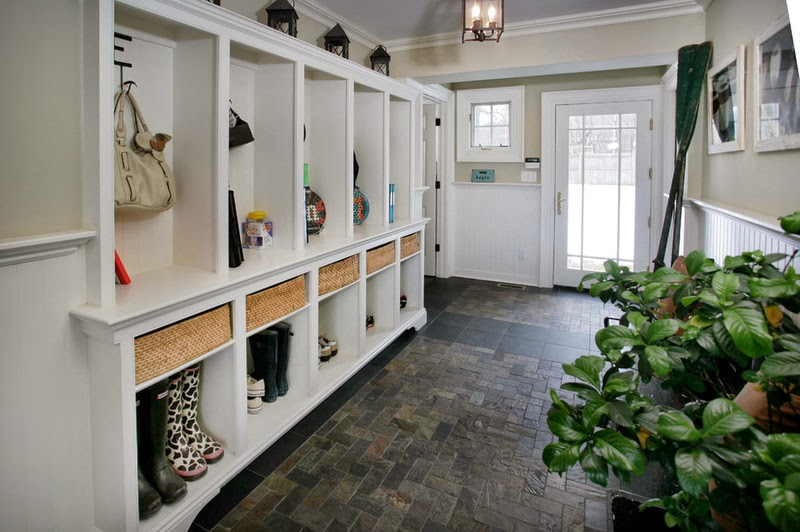 Simplifying remodeling get a mudroom floor that s strong for Mudroom floor ideas