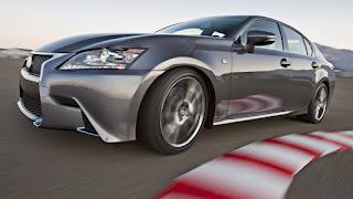 2012 Lexus GS 350 F Sport