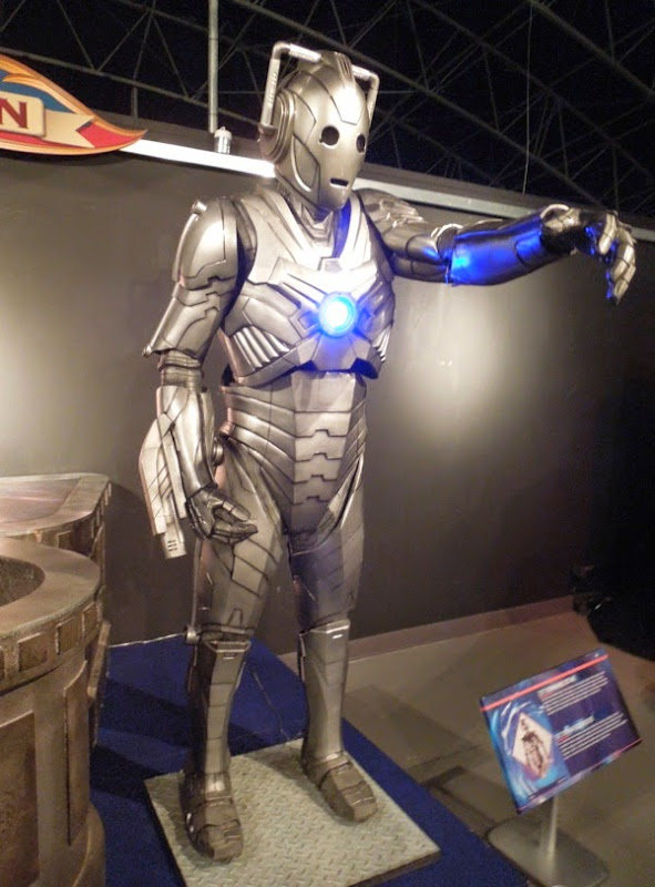 Nightmare in Silver Cyberman Doctor Who