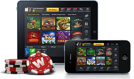 Gambling Smartphone