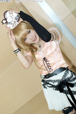 x 23 cosplay wallpaper  Cosplay -kipi- Misa Amane
