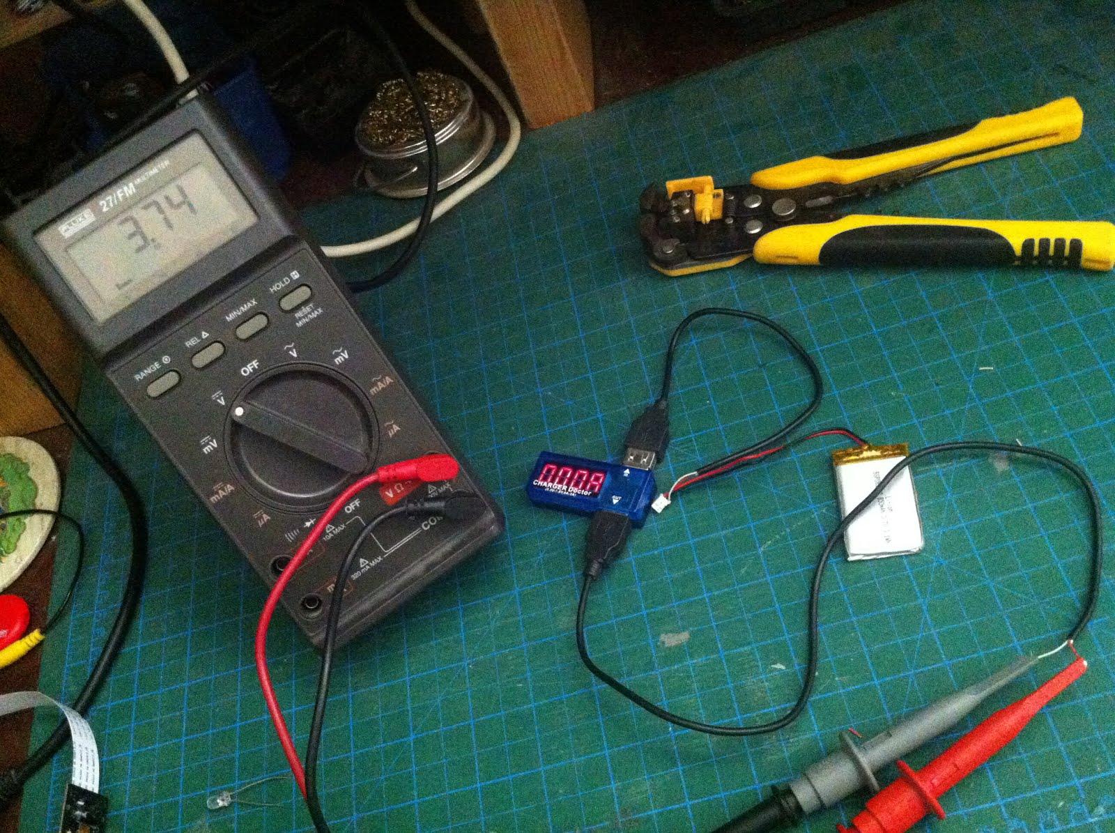 diy projects: usb power meter hack