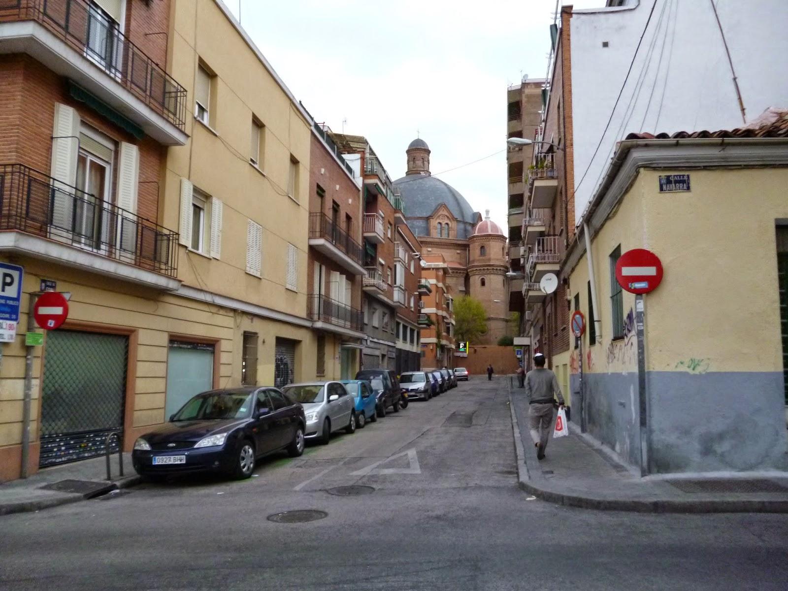 Asociaci n vecinal solidaridad cuatro caminos tetu n for Calle prado 8 madrid
