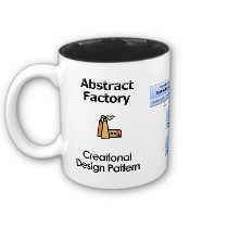 Abstract Factory Design Pattern - C#