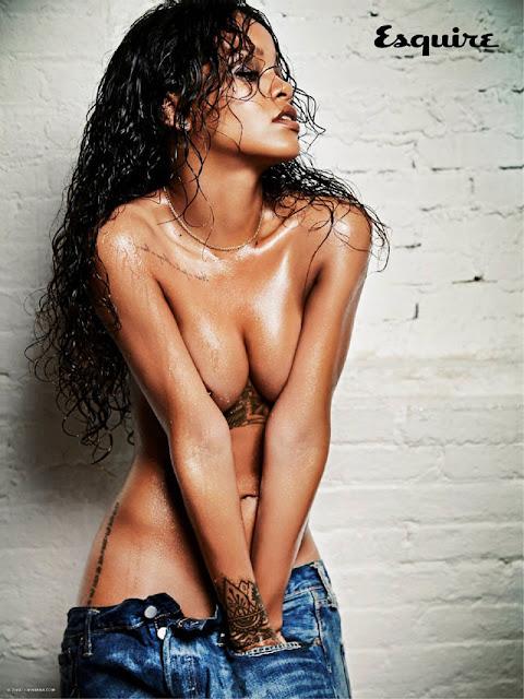 Nacktfotos von Rehanna