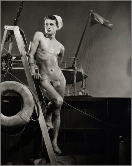 Homo History: The Sailor: A Homoerotic Icon