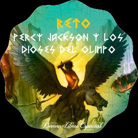 Reto Percy Jackson