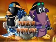 Cuộc chiến chim cánh cụt, game đánh nhau hay tại GameVui.biz