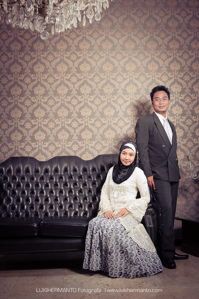 Cara gaya wedding