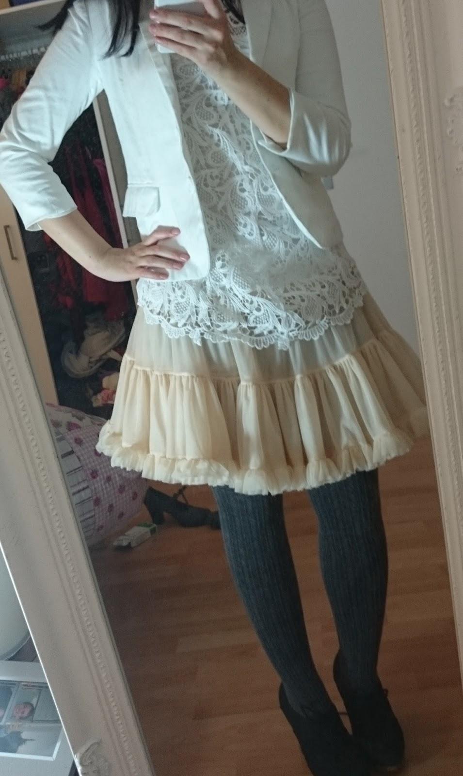 Petticoat kombinieren