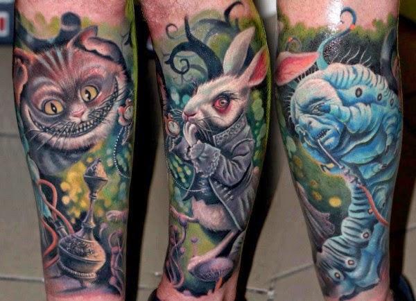 tattoo idea Pernas fechadas