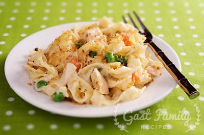 Crockpot Creamy Italian Chicken Crisp Recipe