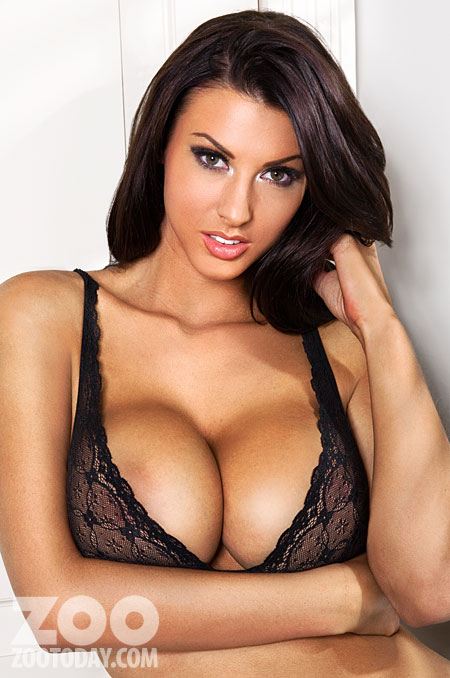 Alice goodwin busty photoshoot