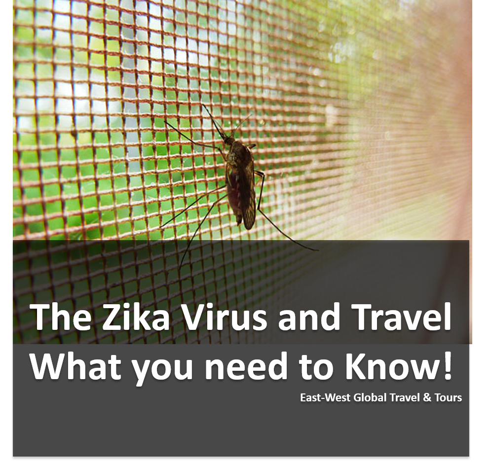 East-West Global Travel and Tours: The Zika Virus and ...